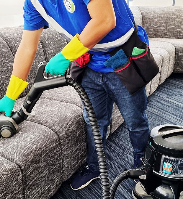 Upholstery Cleaning Sofa Services by Bridges Optimum Clean